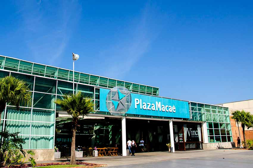 Shopping Plaza Macaé